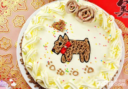 宠物蛋糕对狗狗的健康是否有益